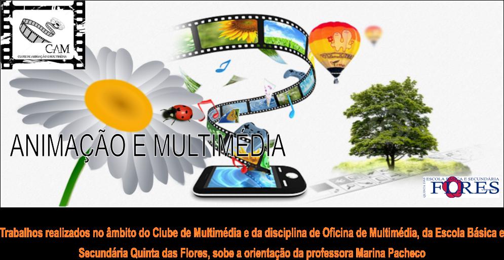 Animação e Multimédia - EBSQF