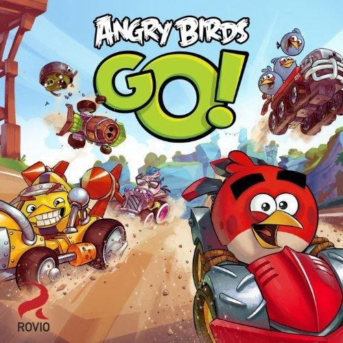 Angry Birds Go v1.0.6 Apk + Data