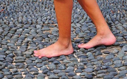 jalan kaki nyeker