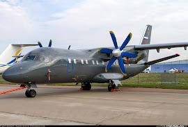 ATLR ANTONOV AN-140