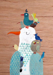 June inspiration by Luka Va called Bird King