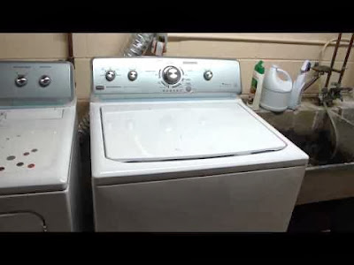 troubleshooting ge washer machine