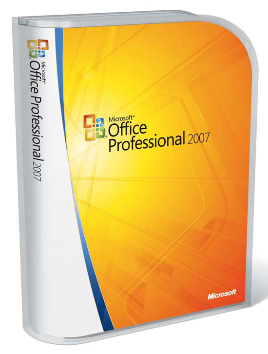 Ms Office 2007 Professional: