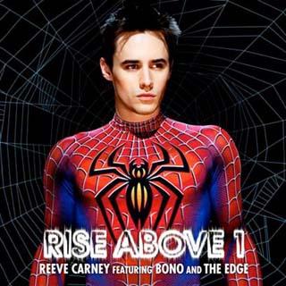 Reeve Carney - Rise Above Lyrics | MetroLyrics