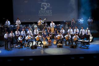 El grupo Jóvenes Cantadores celebrará su quinto aniversario en La Laguna