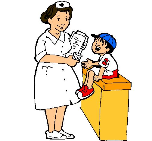 Dibujos infantiles de enfermeras - Imagui