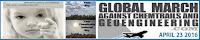 Weltweiter Demonstrationstag gegen Wettermanipulation am 23. April 2016 auch in Berlin!
