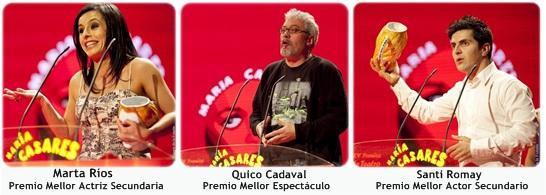 teatro galego premios maria casares 2011