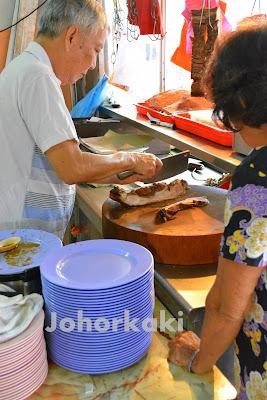 Breakfast-Yong-Peng-One-Plus-One-Restaurant-1-加-1-Johor