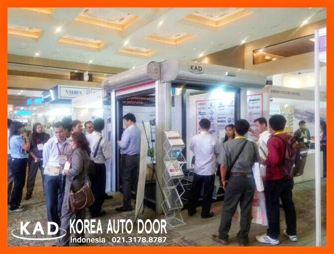 pintu high speed door in allpack indonesia