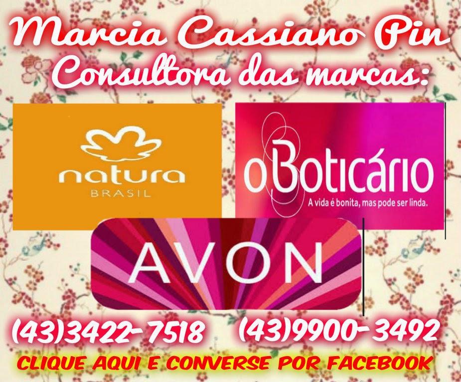 Marcia Cassiano Pin