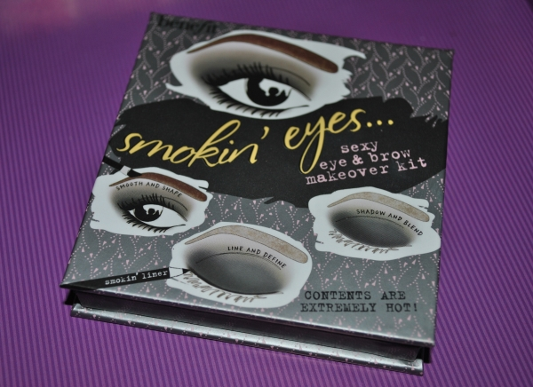 benefit smokin eyes instructions