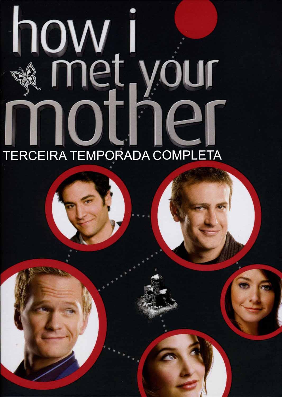 How I Met Your Mother 3ª Temporada Torrent - WEB-DL 720p Dual Áudio
