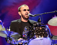 Ringo playing image from Bobby Owsinski's Big Picture production blog