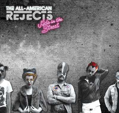The All-American Rejects - Kids In The Street Lyrics