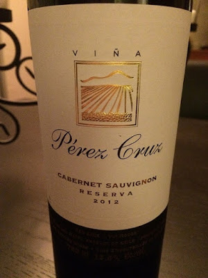 Perez Cruz Cabernet Sauvignon Reserva Wine