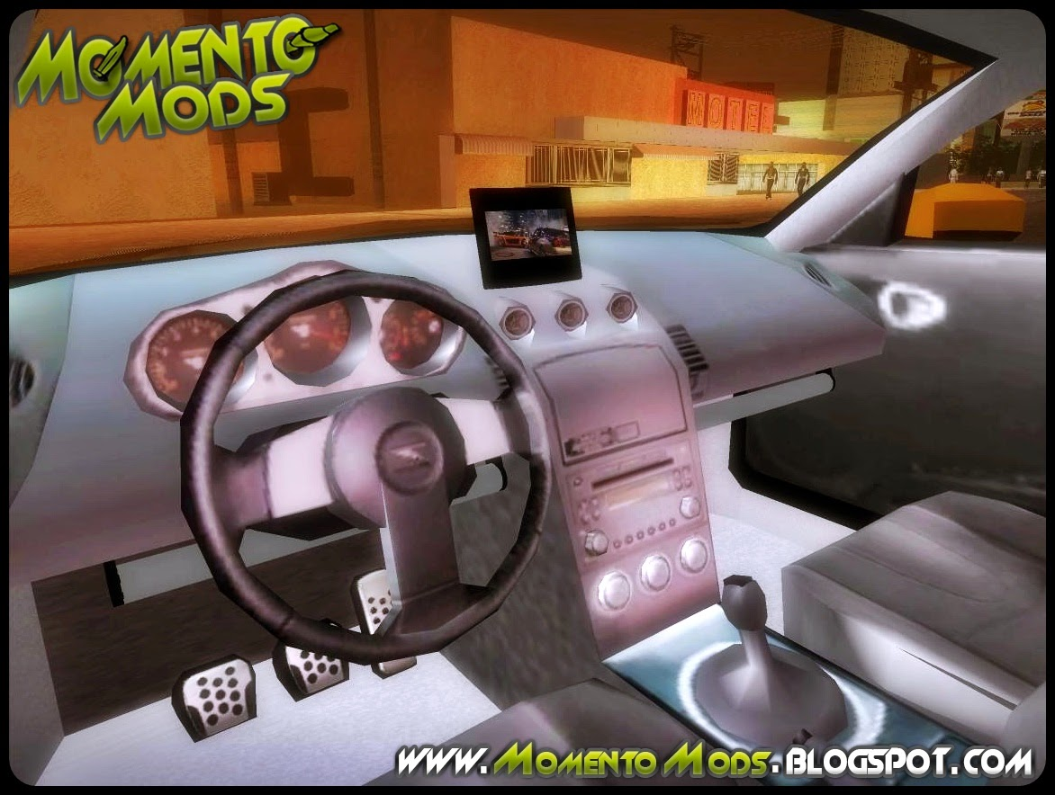 GTA SA - Nissan 350Z Do Need For Speed Underground 2