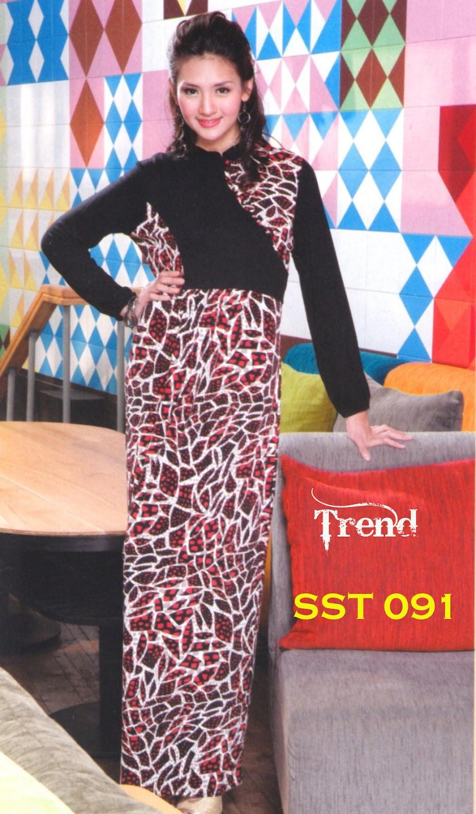Fashion Baju 99 Baju Muslim Gamis Sst 091 Butik Toko