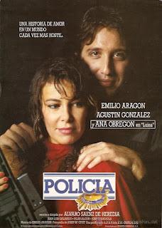 Emilio Aragón, Policía