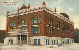 MENOMINEE & MARINETTE HISTORY: The Marinette Opera House