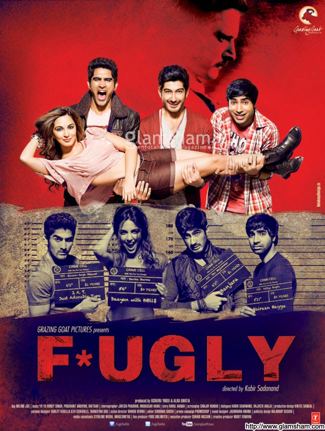Fugly full movie