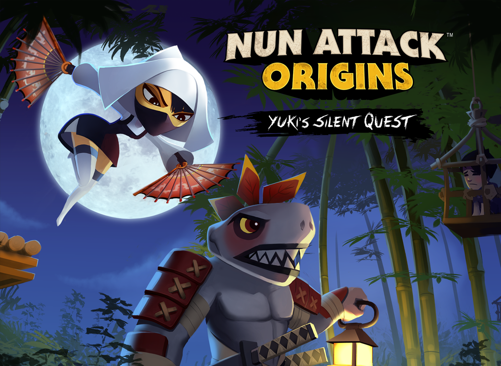 Nun Attack Origins Yuki APK+DATA