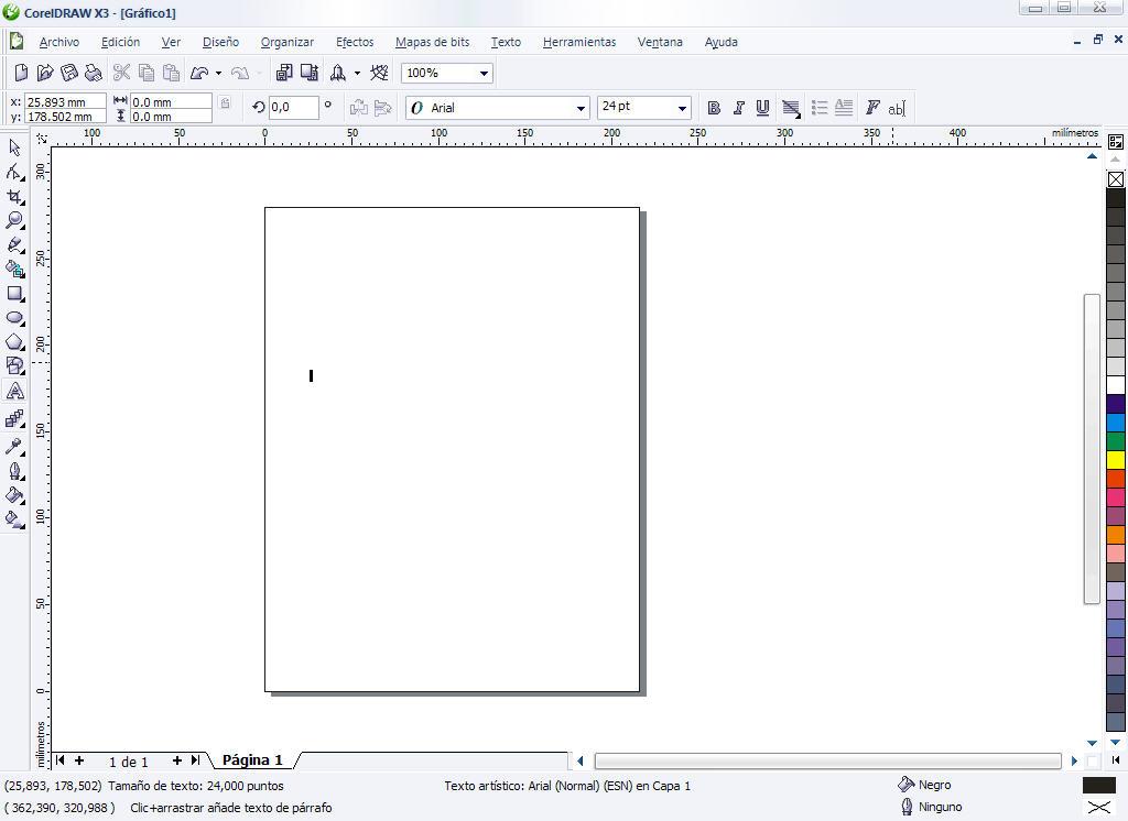 Corel Draw X3 Portable Langsung Bisa Digunakan Tanpa