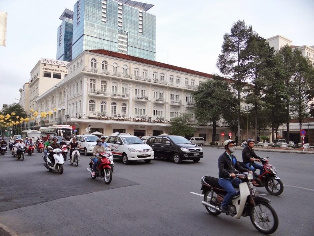 Ho Chi Minh - Sajgon