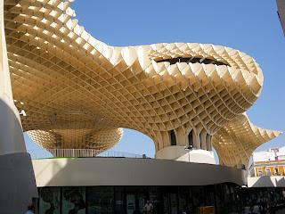Sevilla - Metropol Parasol 03