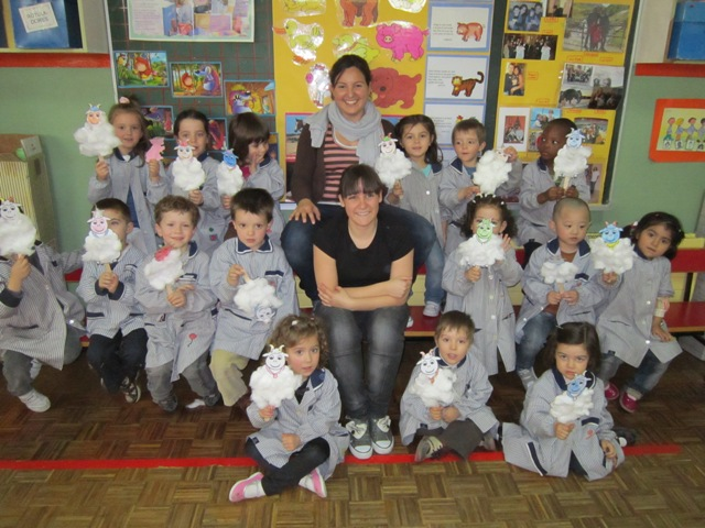 EDUCACIÓN INFANTIL ESCUELAS PÍAS: abril 2011