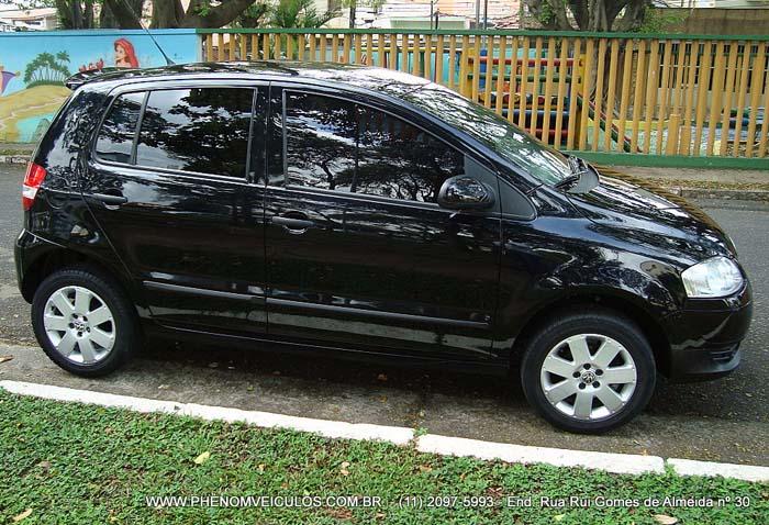 VW Fox 1.6 Route Flex 2008 semi-novo