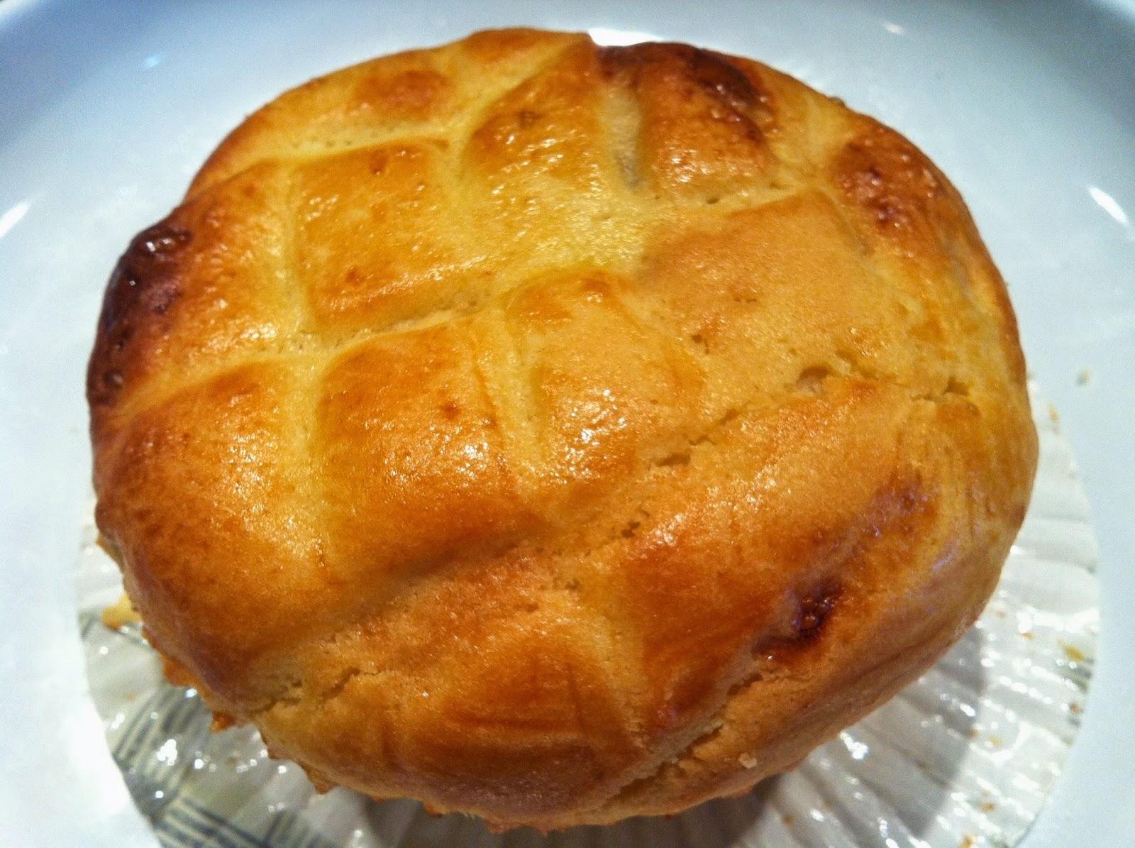 Baking Taitai: Pineapple buns, Bo Luo Bao, 菠萝包