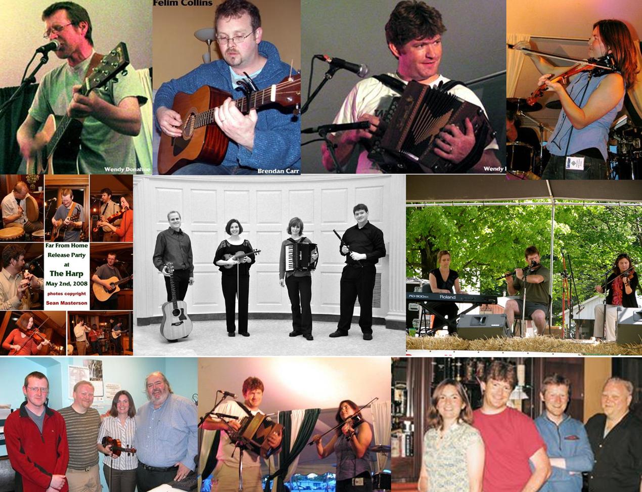 Frases De st-st patrick-saint patrick: Happy St Patick's Day PITCH THE PEAT Irish Band