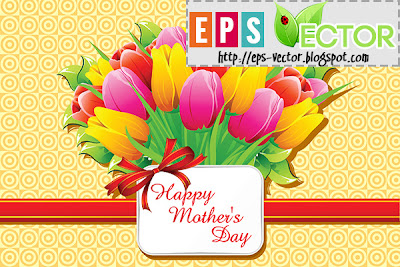 [Vector] - Happy Mother's Day Card