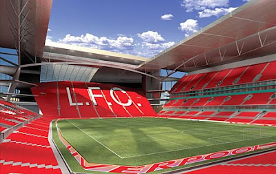 Liverpool Stadium Picture