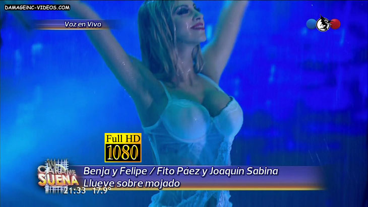 Camila Mendes Ribeiro hot blonde in lingerie damageinc videos