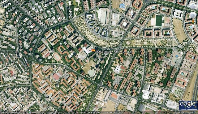 MIGUEL MIRANDA PUERTAS ETA, Madrid, Comunidad de Madrid, España, 30/11/92