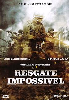 Download   Resgate Impossível DVDRip  Dublado