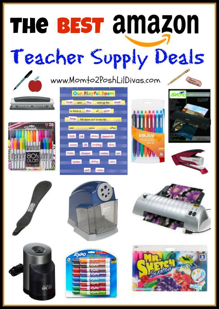 Classroom Equipment Ideas ~ The best amazon teacher supply deals