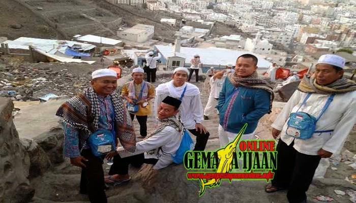 Terakhir Dikota Mekkah Ziarah ke Gua Hira