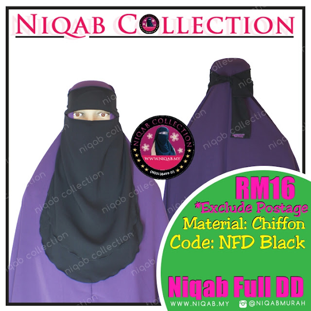 niqab collection, butik niqab collection, niqab murah, tudung labuh murah, kedai niqab selangor, kedai tudung labuh selangor
