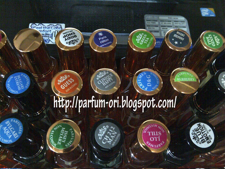 Pengiriman Parfum ke Jakarta - 13 April 2013