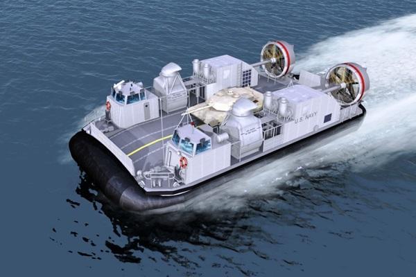 Hovercraft Rancangan Textron
