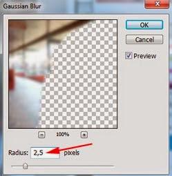 Efek Blur Pada Gambar Dengan Photoshop