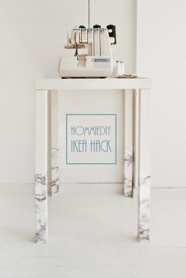 tuesday tips ikea hack table diy hege in france. Black Bedroom Furniture Sets. Home Design Ideas