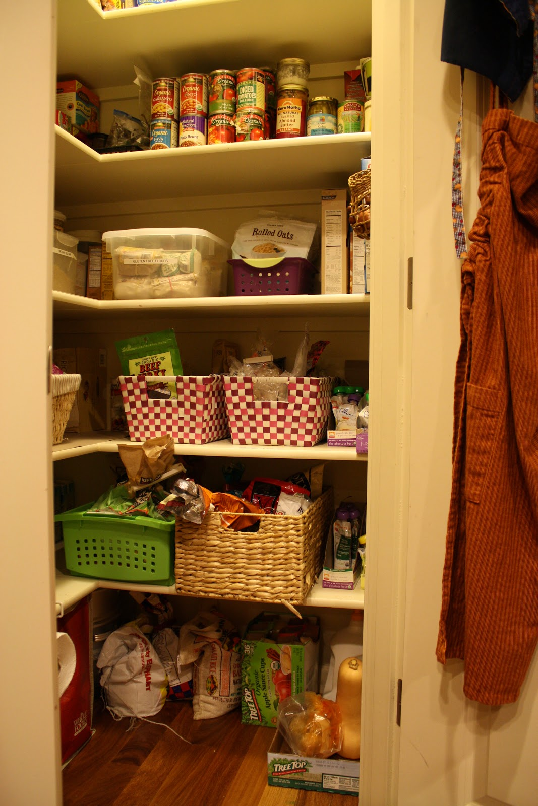 organizing tip how to organize a pantry