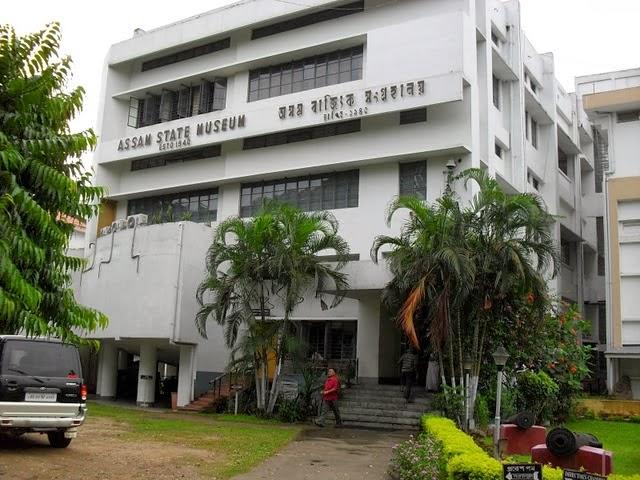 Assam State Museum Guwahati India