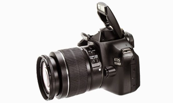 Daftar Harga dan Spesifikasi Kamera Digital Canon EOS 1100D Murah