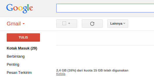 screenshot www.gmail.com