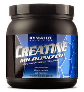 Creatina para aumentar masa muscular